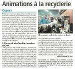article Semaine de l'Allier 28.05.2015