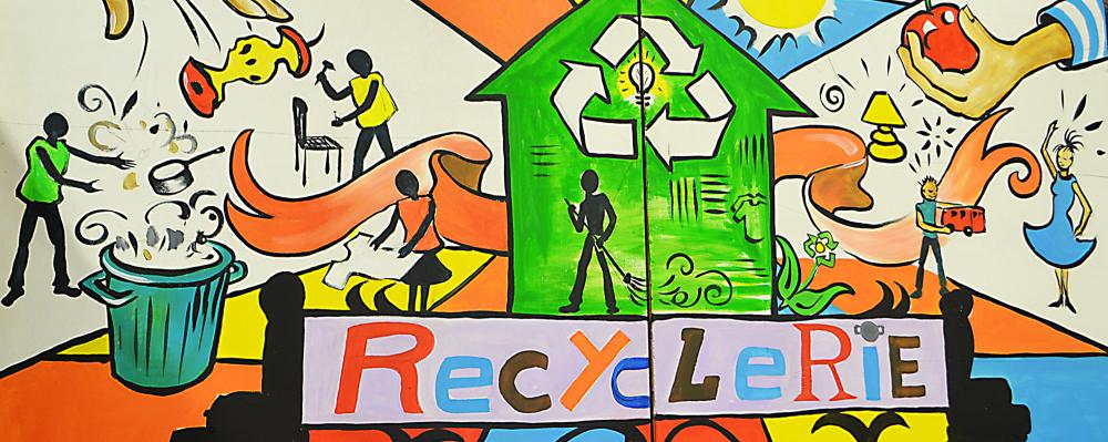 Recyclerie de Vichy Communauté