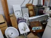 Vasques, évier, lavabos en stok