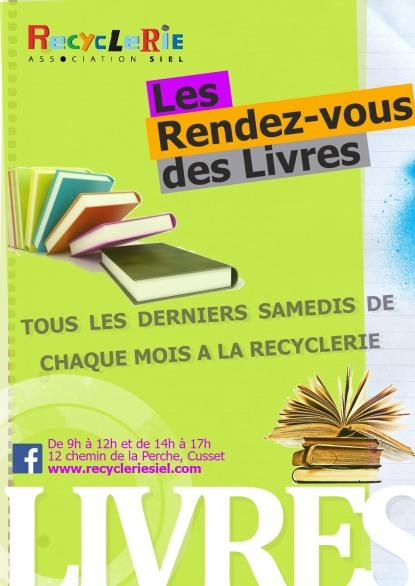 rdv des livres