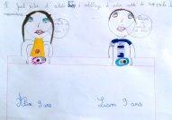 Aline - 9 ans & Liam - 9 ans