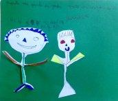 Bilal 7 ans - Yannis 7 ans