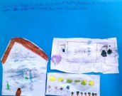 Cassandra 8 ans - Emma 7 ans - Lea 7 ans