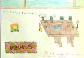 Kaina - 10 ans, Louna - 9 ans & Syrine - 9 ans
