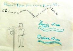 Léonie - 10 ans & Océane - 10 ans
