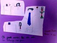 Manon 7 ans - Shana 7 ans