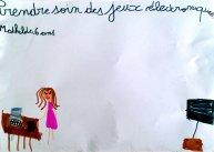 Mathilde - 6 ans