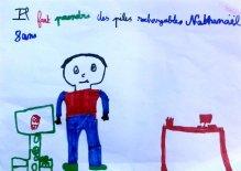 Nathanaël 8 ans