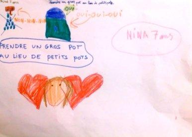 Nina - 7 ans