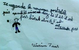 Wassim 7 ans
