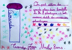Candys - 8 ans & Maëlys - 8 ans