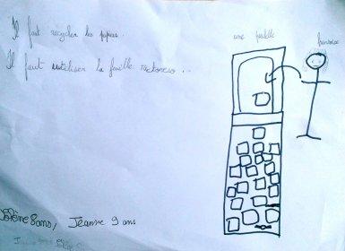 Jeanne - 9 ans & Solène - 8 ans