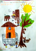 Lauriane - 8 ans