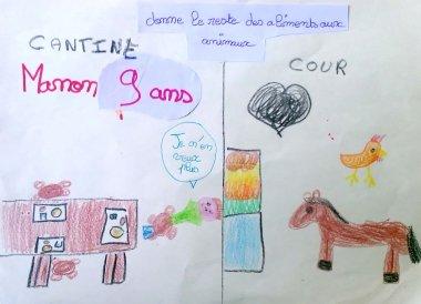 Manon - 9 ans