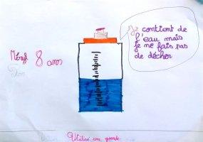 Méryl - 8 ans