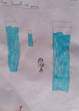 Francielle - 7 ans