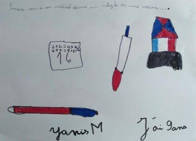 Yanis - 9 ans